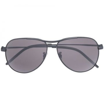 óculos De Sol Aviador - Saint Laurent Eyewear