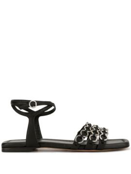 Chain Embellished Sandals - 3.1 Phillip Lim