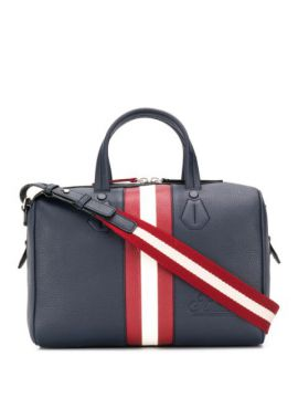 Shawn Striped Tote - Bally