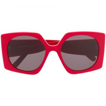Square Tined Sunglasses - Courrèges Eyewear