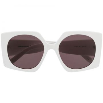 Square Tinted Sunglasses - Courrèges Eyewear