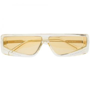 Cat-eye Tinted Sunglasses - Courrèges Eyewear