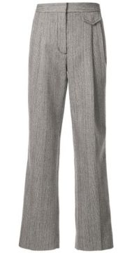 Tweed High-waist Trousers - 3.1 Phillip Lim