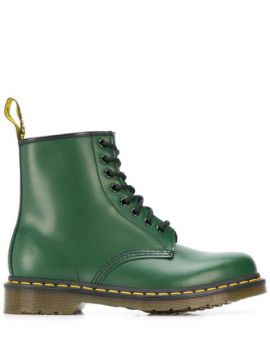 Lace-up Combat Boots - Dr. Martens