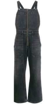 Cher Zip-front Overalls - Citizens Of Humanity