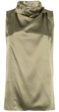 Draped Tank Top - Adam Lippes