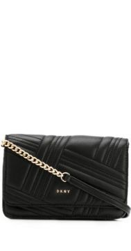 Allen Quilted Crossbody Bag - Dkny