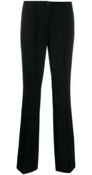 Low-rise Straight Trousers - Cambio