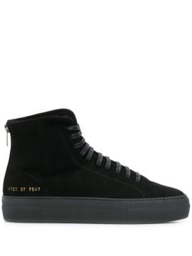 Tournament High Top Sneakers - Common Projects