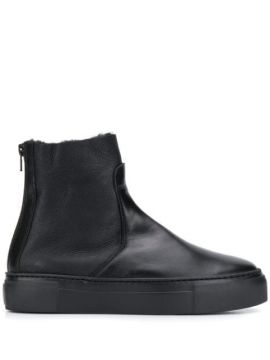 Flat Ankle Boots - Agl