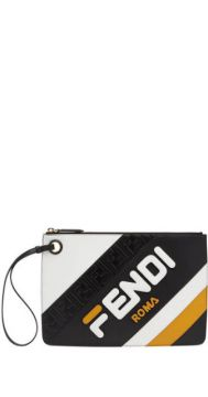 Clutch Com Logo - Fendi