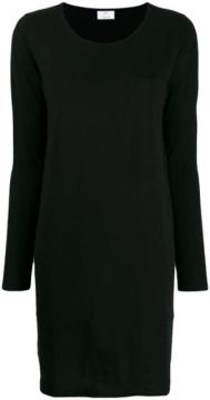 Colour Block Knitted Dress - Allude