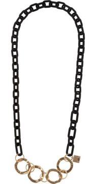 Two-tone Chain Necklace - Edward Achour Paris