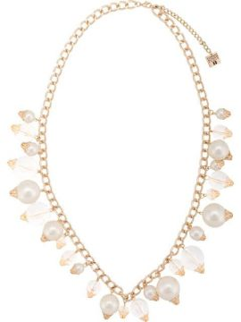 Lucite Ball Necklace - Edward Achour Paris