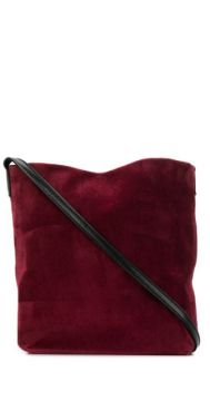 Button-up Tote Bag - Ann Demeulemeester