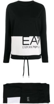 Colour Block Track Suit - Ea7 Emporio Armani