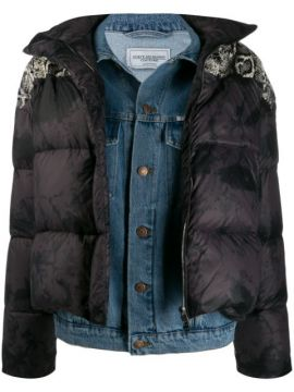 Layered Puffer Jacket - Forte Dei Marmi Couture
