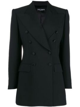 Double-breasted Tailored Blazer - Dolce & Gabbana