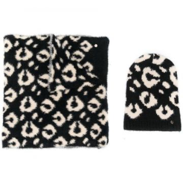 Animal Print Scarf - Liu Jo