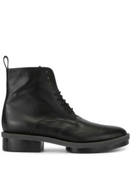 Radio Lace-up Boots - Clergerie