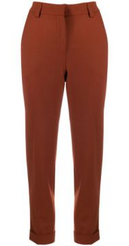 Sharon Cropped Trousers - Antonelli