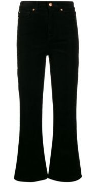 Corduroy Bootcut Trousers - 7 For All Mankind