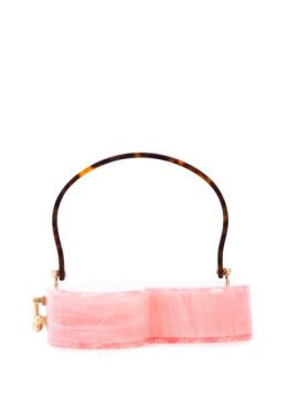 Heartly Heart-shaped Clutch Bag - Edie Parker
