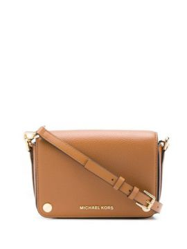 Textured Cross Body Bag - Michael Michael Kors