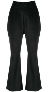 Corduroy Flared Trousers - Aalto