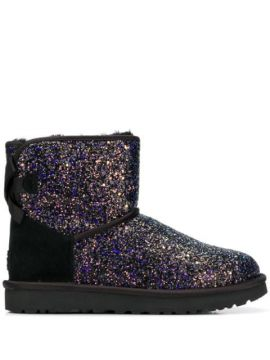 Bow Cosmos Glitter Boots - Ugg Australia