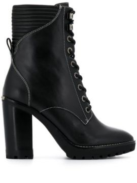 Bastian Lace-up Boots - Michael Kors Collection