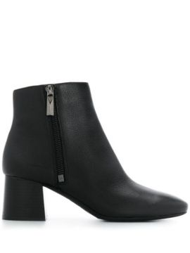 Alane Zipped Ankle Boots - Michael Kors Collection