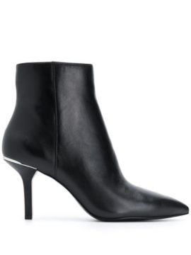 Katerina Zipped Ankle Boots - Michael Kors Collection