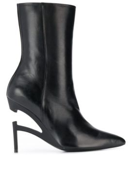 Pointy-toe Ankle Boots - Unravel Project