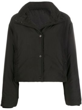 Cropped Puffer Jacket - Artica Arbox