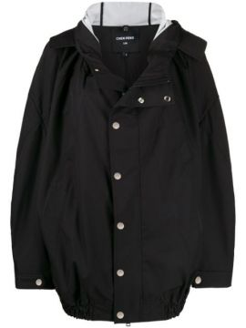 Oversized Hooded Jacket - Chen Peng