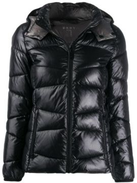 Quilted Puffer Jacket - Dkny