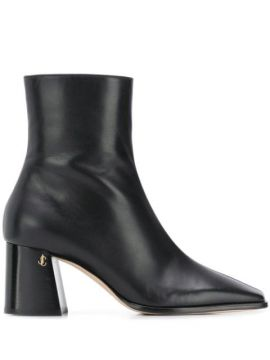Bryelle 65mm Ankle Boots - Jimmy Choo