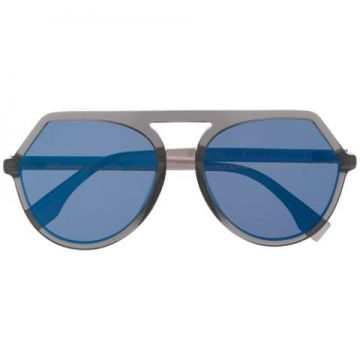 Aviator-style Sunglasses - Fendi Eyewear