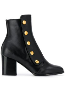Ankle Boot Marylebone 70 - Mulberry