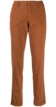 Slim-fit Chino Trousers - Fay