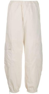 Loose-fit Tapered Trousers - Barena