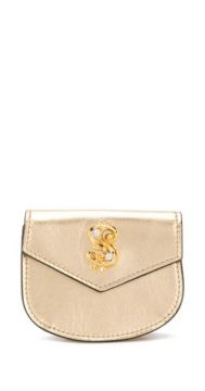 Embellished Dollar Sign Plaque Purse - Moschino