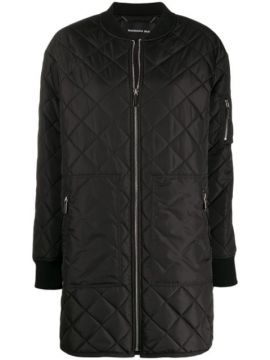 Quilted Bomber Jacket - Barbara Bui