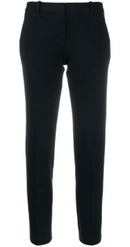 Cropped Low Rise Trousers - Circolo 1901