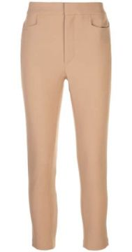 Cropped Trousers - Chloé