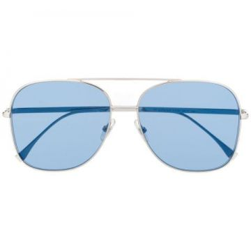 Aviator Frame Sunglasses - Fendi Eyewear
