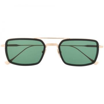 Square Frame Tinted Sunglasses - Dita Eyewear