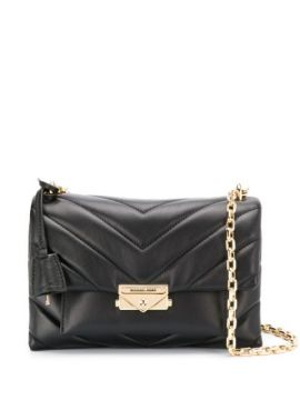 Cece Quilted-effect Crossbody Bag - Michael Kors Collection