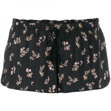 Floral-print Pajama Short - Love Stories